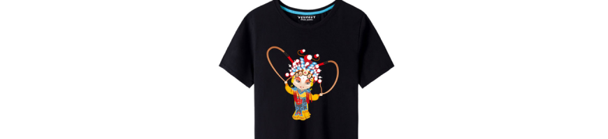 Peking Opera T-shirt