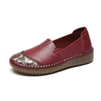 Chinese Style Women's Shoes Red